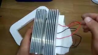 آموزش ساخت یخچال رومیزی و قابل حمل با استفاده از المان های سردکننده