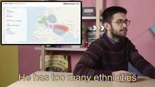 آبا مردم ترکیه از نژاد تورک هستند؟ نتایج آزمایش دی ان ای