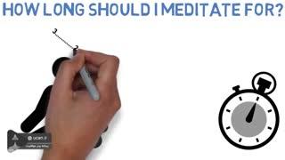 آموزش مدیتیشن برای افراد مبتدی