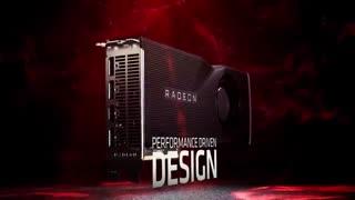 کارت گرافیکهای سری AMD Radeon™ RX 5000