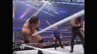 مسابقه UnderTaker مقابل Batista در رویداد  WrestleMania 23