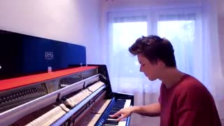 Believer - Imagine Dragons (Piano Cover) by Peter Buka