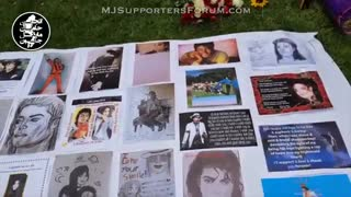 پیام عشق ایرانیان برای مایکل جکسون در دهمین سالگرد درگذشتش
