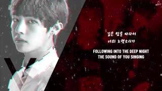آهنگ  O cloock 4 از RM وV عضو BTS