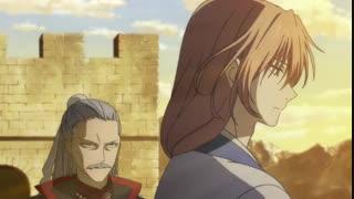 انیمه یونا دختری از سپیده دم قسمت چهارم   (4)  (Akatsuki no yona )