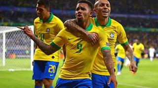 خلاصه دیدار برزیل 2_0 آرژانتین (نیمه نهایی کوپا آمریکا 2019)