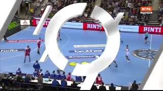 دیدار تیم های هندبال روسیه و آلمان در قهرمانی مردان جهان2019
