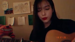 کاور آهنگ That's Okay از D.O EXO توسط آی یو IU / آیو - اکسو