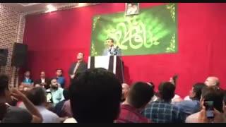 بخشی از سخنرانی دکتر احمدی نژاد در جشن میلاد حضرت معصومه(س)