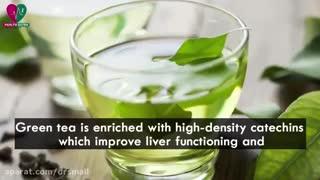سبزیجات مفید برای درمان کبد چرب