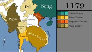 تاریخ هندوچین