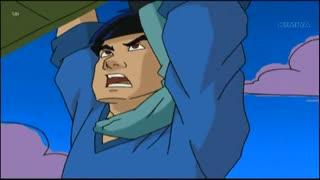 انیمیشن ماجراهای جکی جان سپر طلایی با دوبله فارسی
