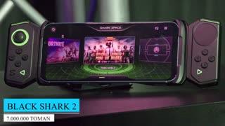 راهنمای خرید گوشی٬های مخصوص بازی