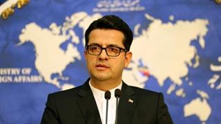 سخنگوی وزارت خارجه: گاندو با واقعیت منطبق نیست