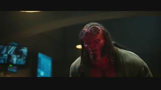 دانلود فیلم فانتزی هیجانی پسر جهنمی Hellboy 2019 - با زیرنویس چسبیده