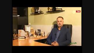 (تاروپود شبکه فارس) مصاحبه برنامه تاروپود شبکه استانی فارس با جناب مهندس کوروش  اسدسنگابی