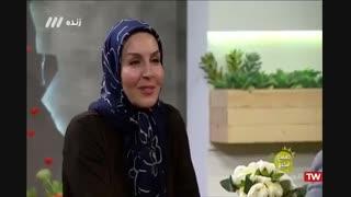 مصاحبه آزیتا ترکاشوند بازیگر سریال گاندو