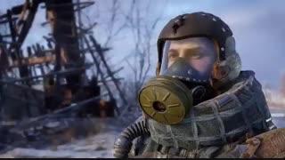 تریلر به روزرسانی بازی Metro Exodus