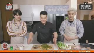 برنامه My Little Television V2 با حضور چانیول و سهون [EXO-SC] (قسمت سوم)