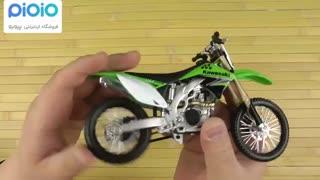 ماکت موتورسیکلت Kawasaki KX 450F