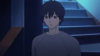 AMV - Ao Haru Ride - be somebody
