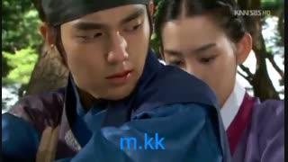 میکس یئواون درفیلم بک دونگ سو