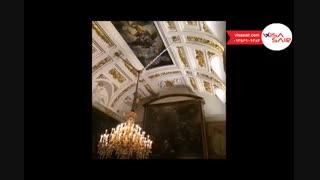قصر سلطنتی آمسترام هلند -تعیین وقت سفارت هلند با ویزاسیر