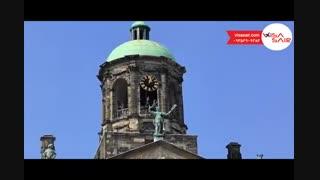 میدان سد هلند - Dam Square Netherlands - تعیین وقت سفارت هلند با ویزاسیر