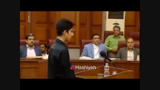 تقاضای قصاص پسر میترا استاد برای محمدعلی نجفی