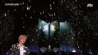 اجرای آهنگ EPIPHANY توسط جین JIN BTS در تور کنسرت LOVE YOURSELF