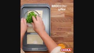 دستور آسان آشپزی: پیراشکی آلفردو