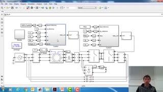 """آموزش شبیه سازی ماشین""""DFIM""""در متلب 5"""