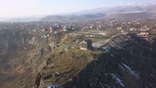 معبد گارنی از بهترین جاذبه های گردشگری ارمنستان
