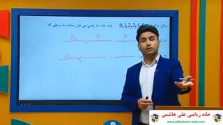 ویدیو آموزش ریاضی دوازدهم انسانی فصل اول از علی هاشمی