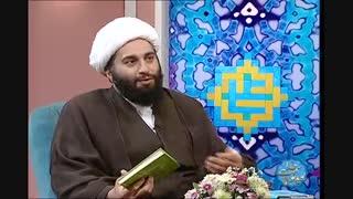 کلیپ حجت الاسلام کاشانی در مورد شاعری که مدح اهل بیت را می گفته