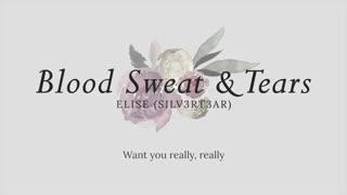 کاور انگلیسی آهنگ Blood sweat tears از Bts