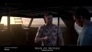 تریلر جدید از بازی Man of Medan