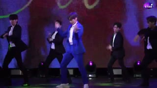 Kang daniel-what  are you up to-showcase stage