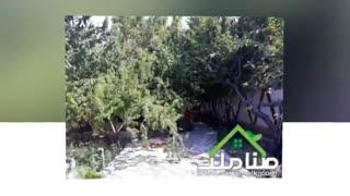 باغ ویلا با استخر سرپوشیده در ملارد کد 1687