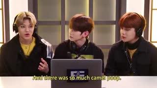 kpop try not to sing challenge (با حضور پسرای ATEEZ)