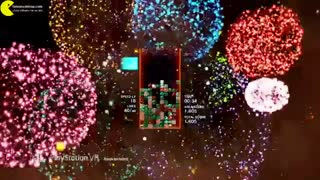 Tetris Effect trailer gameplay tehrancdshop.com