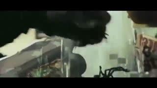 فیلم کوتاه عنکبوت از نش اجرتون