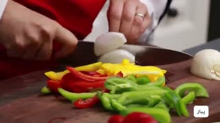 طرز تهیه فاهیتا مرغ در آشپزخانه بیمکث