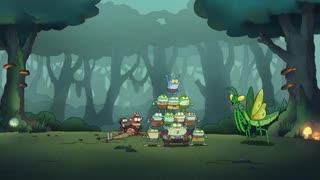 انیمیشن سریالی آمفیبیا Amphibia قسمت 1 دوبله فارسی