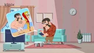 مجموعه انیمیشن بل بشو - تصاویر خصوصی