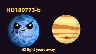 5 چیز بسیار عجیب درباره  سیاره های دیگر که شما را شگفت زده میکند