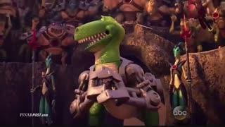 تریلر انیمیشن داستان اسباب بازی: دوران فراموش شده - Toy Story That Time Forgot 2014