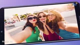ویدئوی معرفی رسمی گوشی هواوی مدل Honor 7A