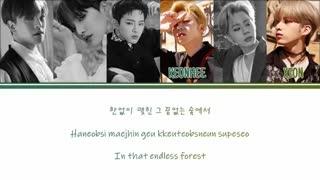 [Color Coded Lyrics] ONEUS - Twilight (태양이 떨어진다) [Han/Rom/Eng]