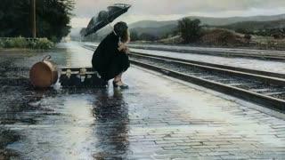 موسیقی ترکیبی غم انگیز احساسی